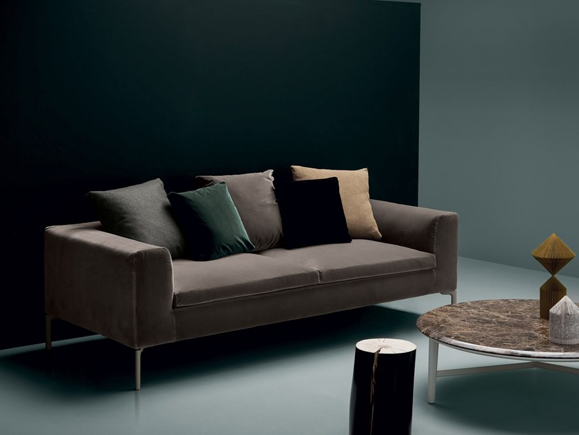 Sectional velvet sofa REMIS FREE by Md House