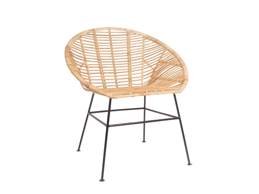 Garden rattan easy chair REMIX | Easy chair by Il Giardino di Legno
