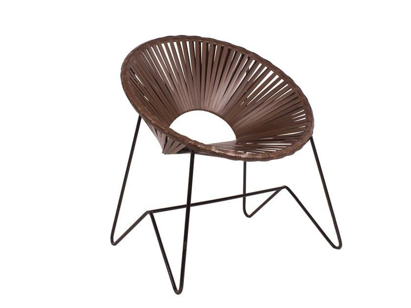 Garden easy chair REMIX | Easy chair by Il Giardino di Legno