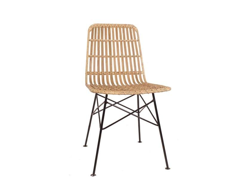 Garden chair REMIX | Garden chair by Il Giardino di Legno