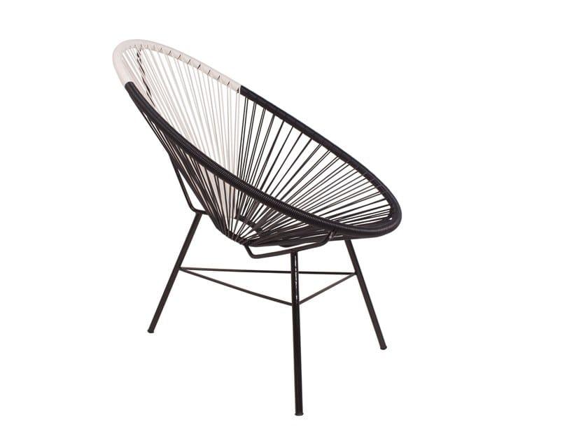 Garden easy chair REMIX | Garden easy chair by Il Giardino di Legno