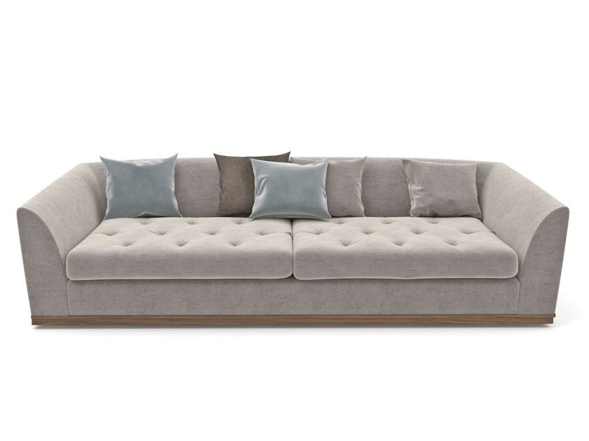 Tufted fabric sofa RENAISSANCE by Scandal