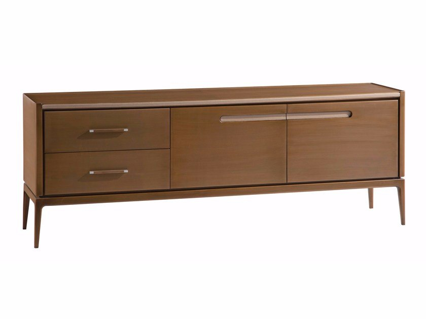 Sideboard with doors and drawers REPERTOIRE | Sideboard by ROCHE BOBOIS