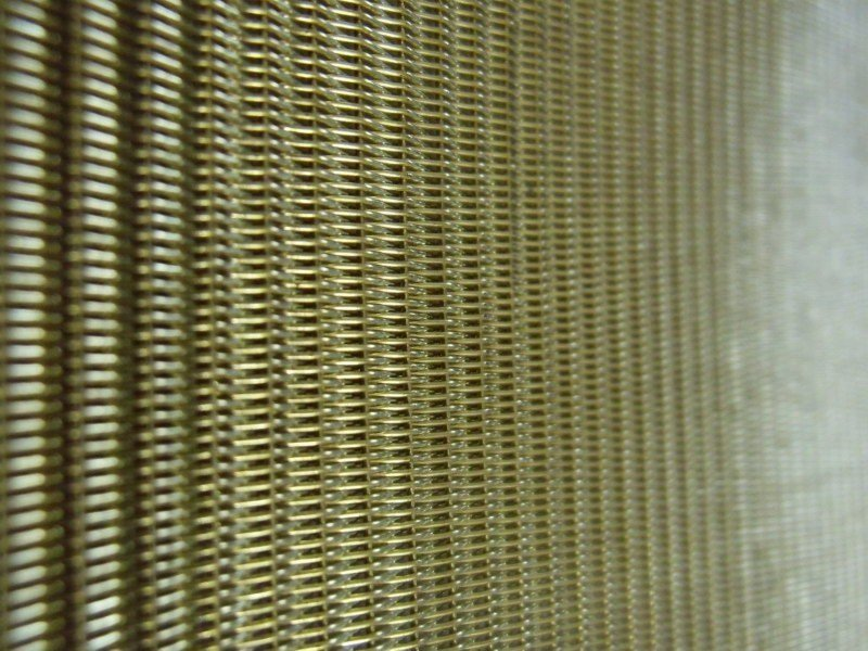 Wire mesh for industrial use PLAIN DUTCH FILTER CLOTH by TTM Rossi
