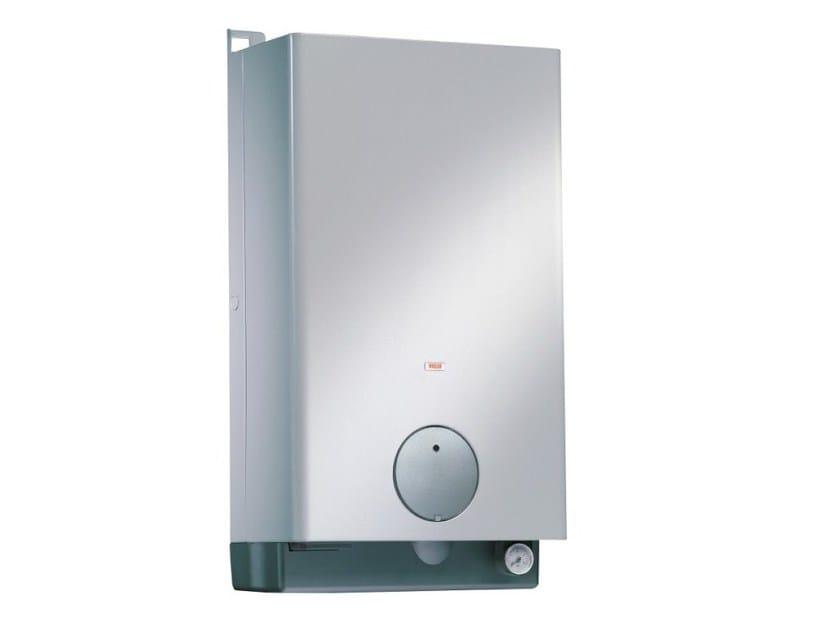 Wall-mounted outdoor boiler RESIDENCE EXTERNA by RIELLO