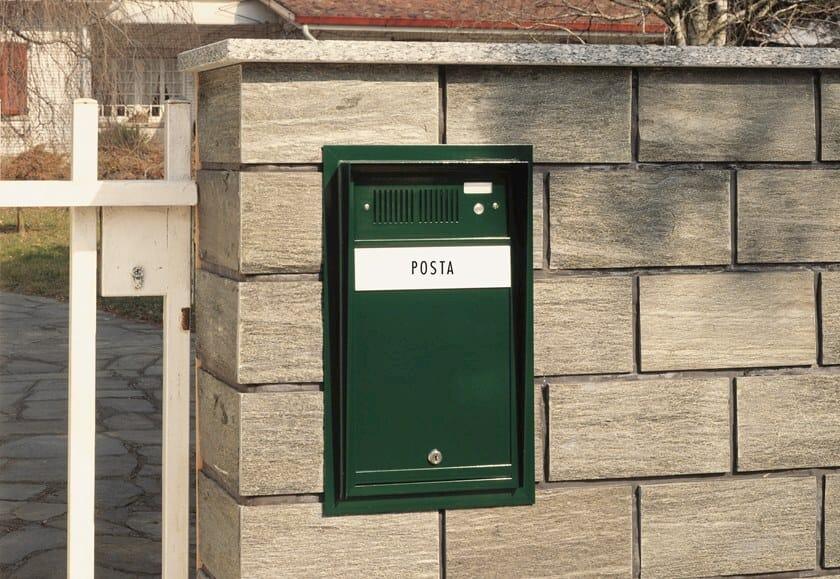 RESIDENCE | Cassetta postale
