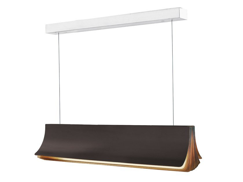 LED pendant lamp RESPIRO | Pendant lamp by DCW éditions