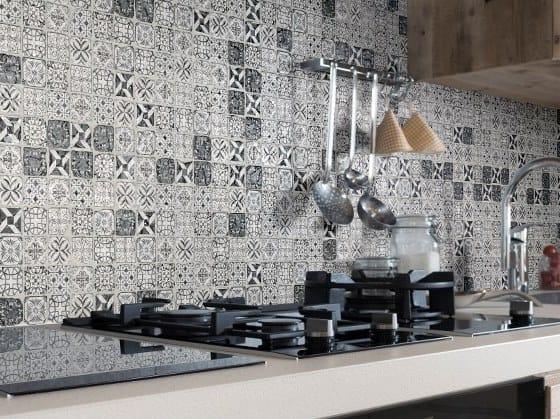 Glass mosaic RETRO' by BOXER