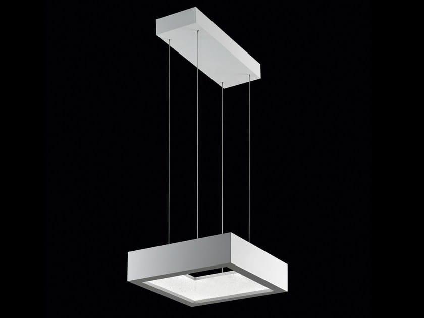 LED pendant lamp with Swarovski® Crystals REVEALED | Pendant lamp by Swarovski