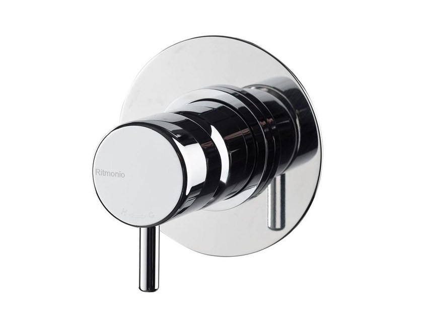 Single handle shower mixer REVERSO | Shower mixer by RITMONIO