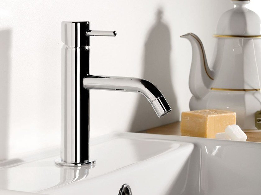 Single handle washbasin mixer REVERSO | Washbasin mixer by RITMONIO