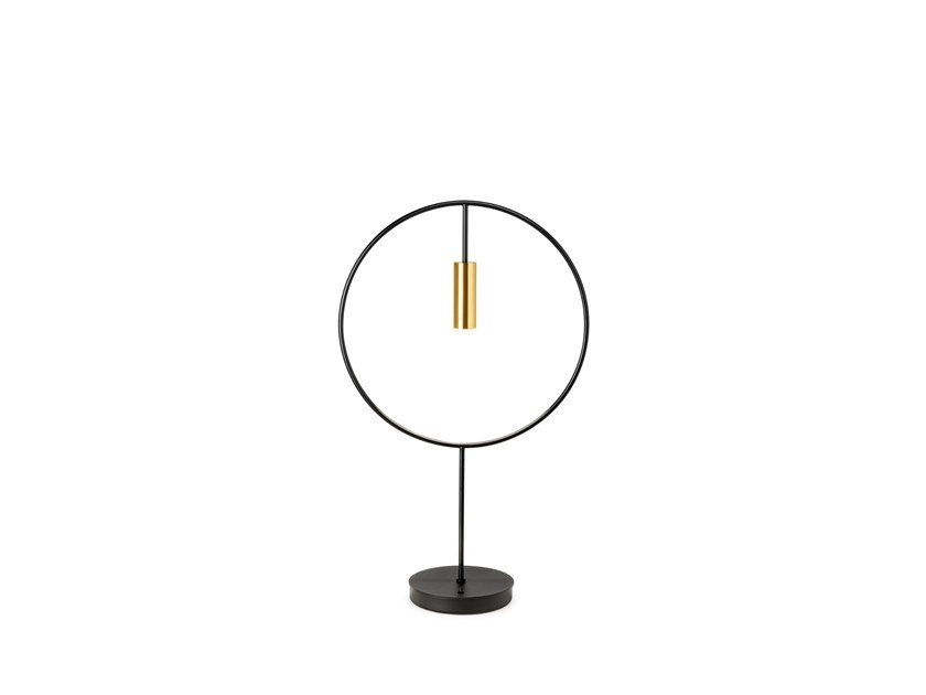 Table lamp with dimmer REVOLTA | Table lamp by Estiluz