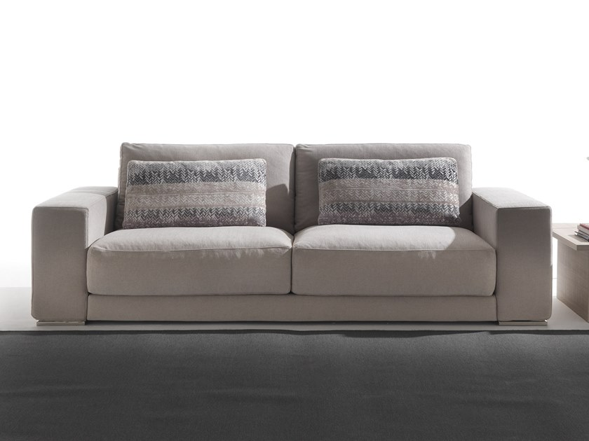 3 seater fabric sofa REX COSTINA | 3 seater sofa by Flexstyle
