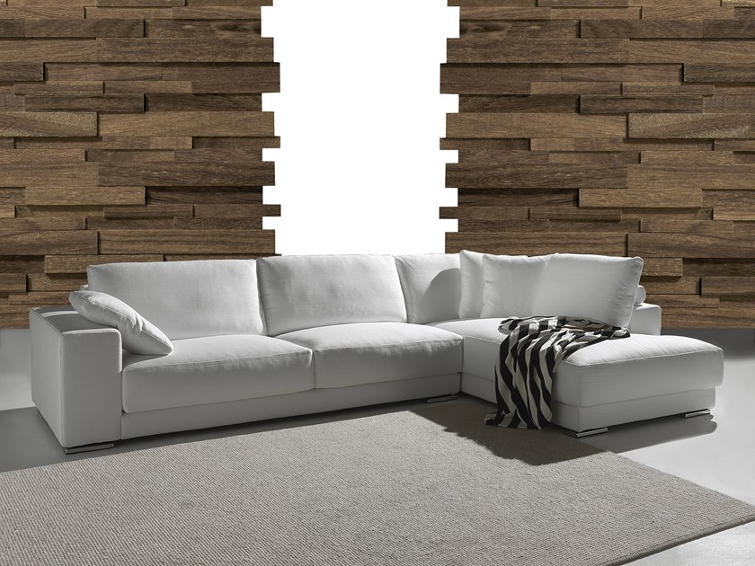 Corner sectional fabric sofa REX COSTINA | Corner sofa by Flexstyle