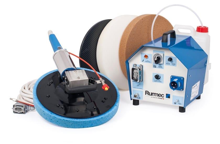 Plastering machine RF 400 L by Rurmec by Ruredil