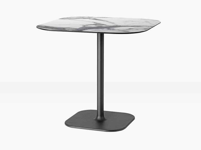 Square contract table RHINO by SCAB DESIGN