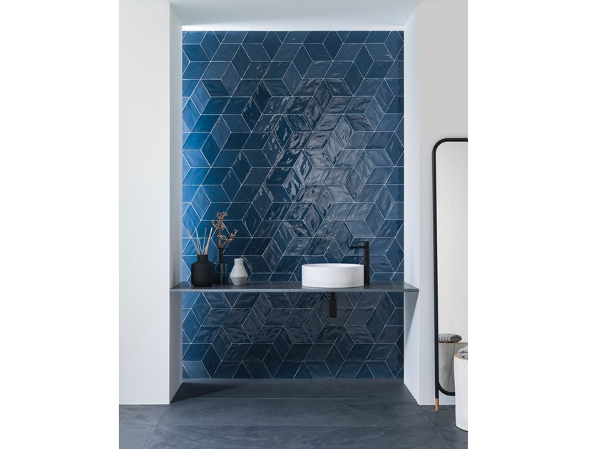 Indoor ceramic wall tiles RHOMBUS by L'antic Colonial