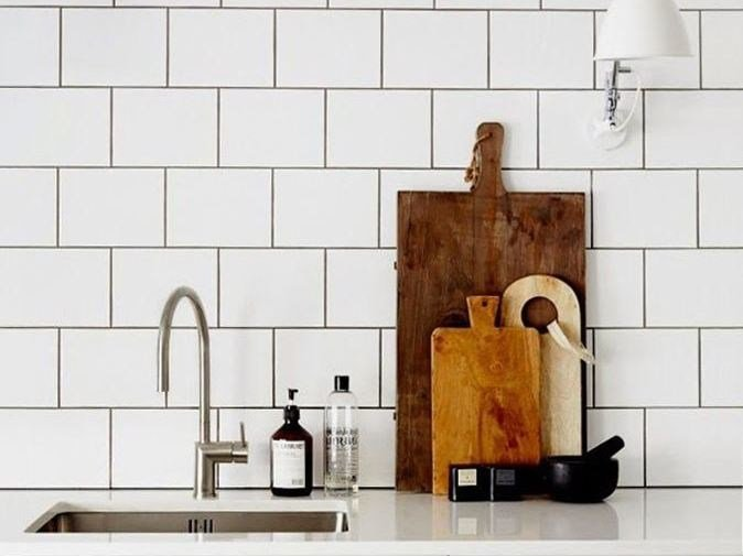 Brushed-finish stainless steel kitchen mixer tap RHYTHM  RH-100 by Nivito