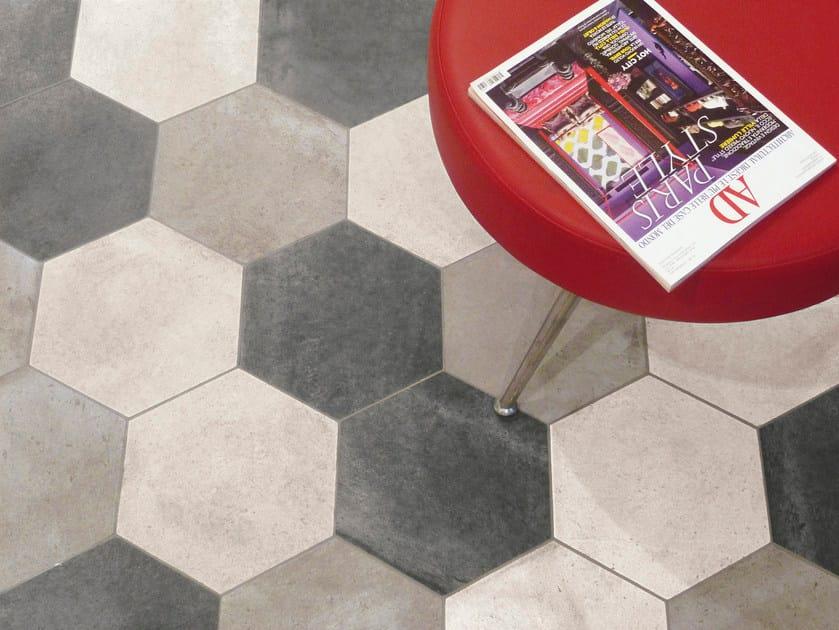 Porcelain stoneware flooring RIABITA IL COTTO   Flooring by CIR