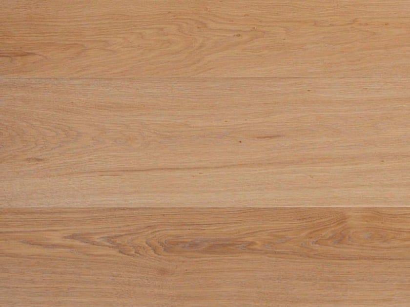 Brushed oak parquet RIALTO by Lignum Venetia
