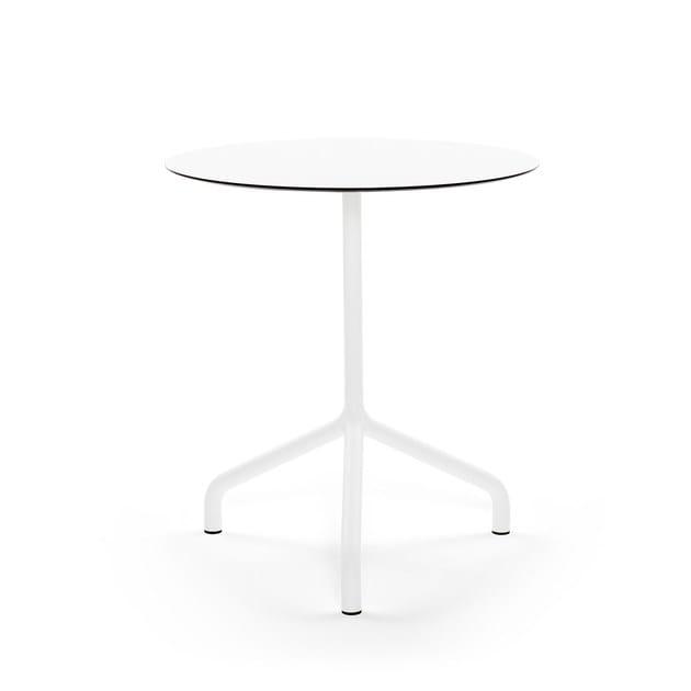 Round aluminium table RIBALTINO | Round table by Diemmebi