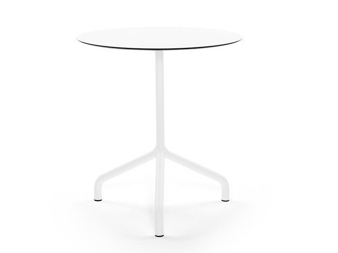 Round metal coffee table RIBALTINO | Round coffee table by Urbantime