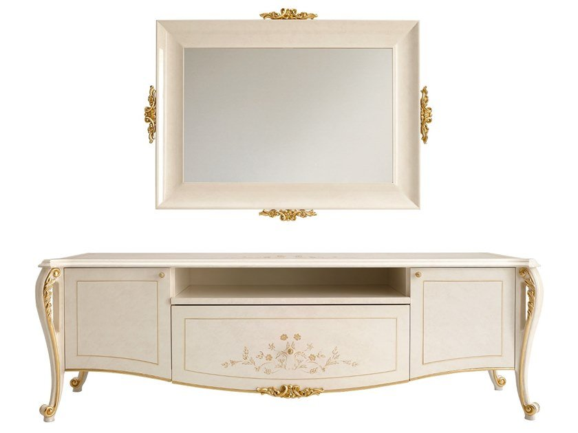 TV cabinet RICASOLI | TV cabinet by A.R. Arredamenti