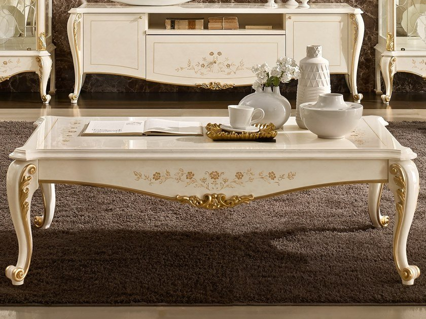 Rectangular coffee table RICASOLI | Rectangular coffee table by A.R. Arredamenti