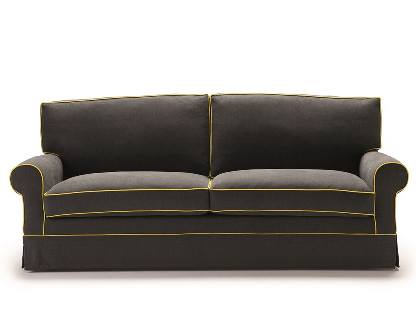 3 seater fabric sofa RICCIOLO by Flexstyle