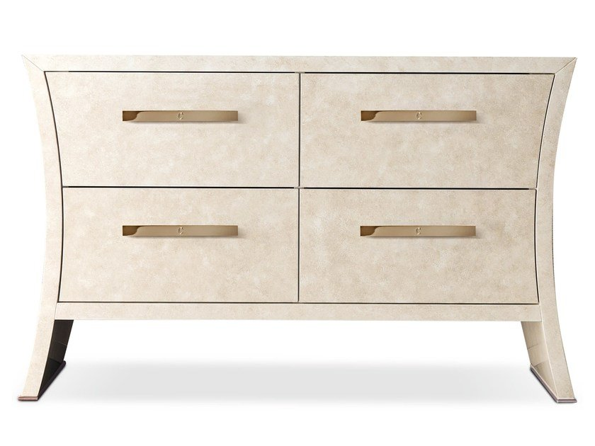 Wooden chest of drawers RICHARD NEW | Chest of drawers by Cantori