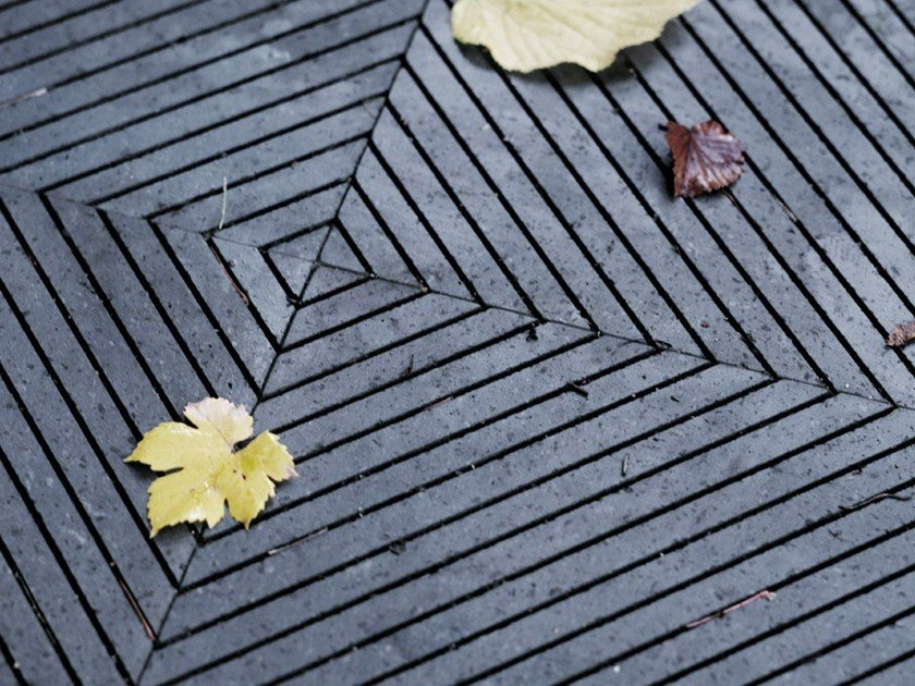 Stone wall tiles / flooring RIGHE by Made a Mano