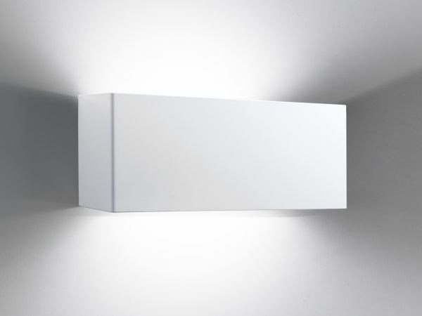LED metal wall lamp RIGO | Direct-indirect light wall lamp by LUCIFERO'S