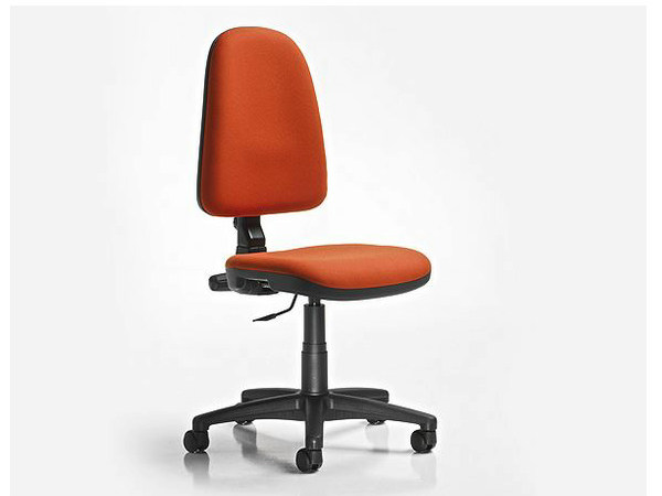 Task chair with 5-Spoke base with casters RING | Task chair by Diemme
