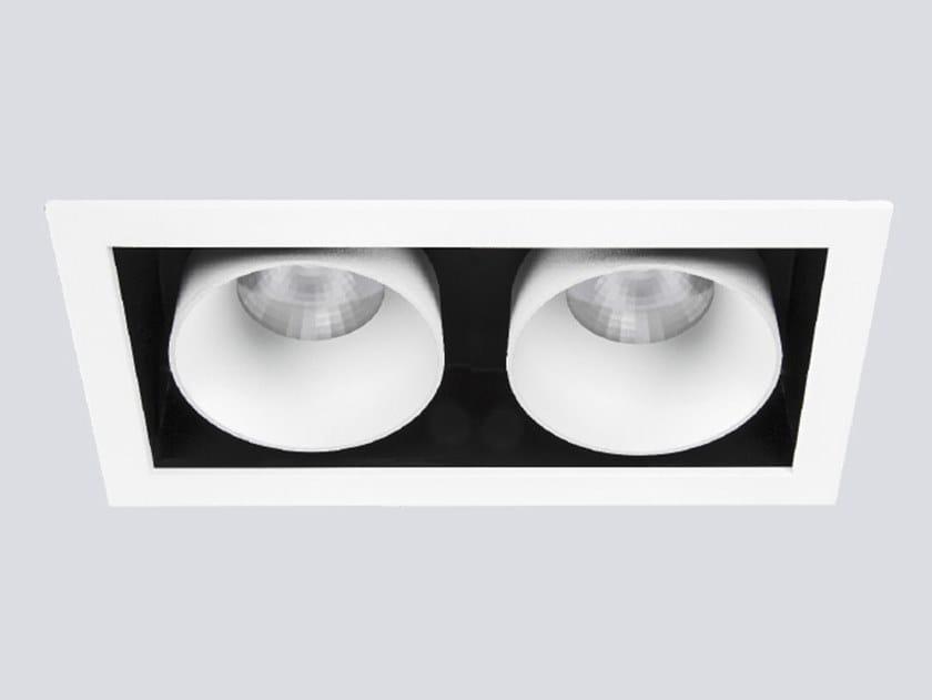 LED recessed spotlight RINGO BOX 1.2 by ONOK Lighting