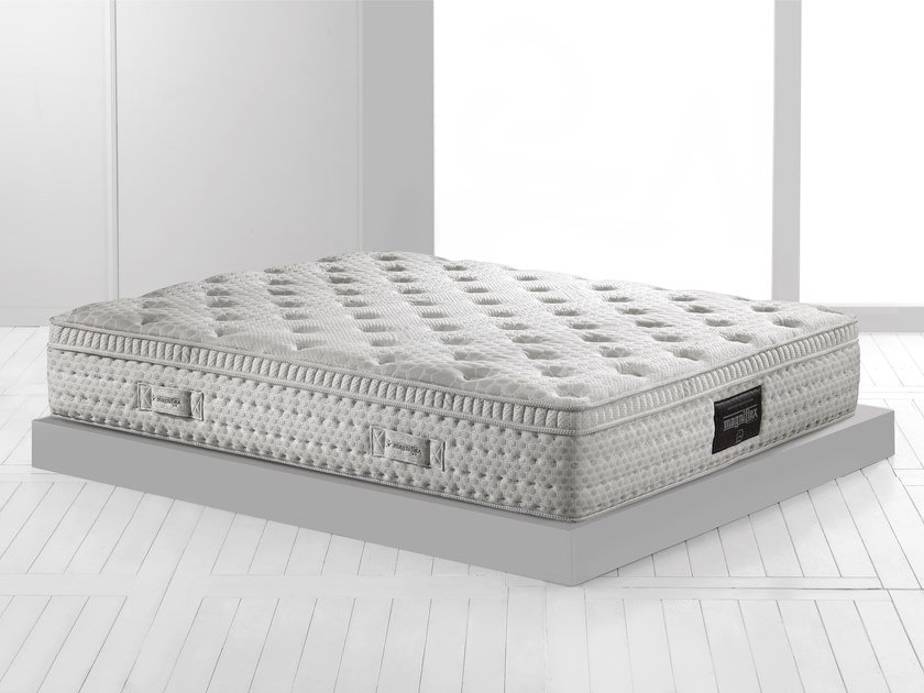 Washable double mattress with removable cover RINNOVA DUAL 12 by Magniflex