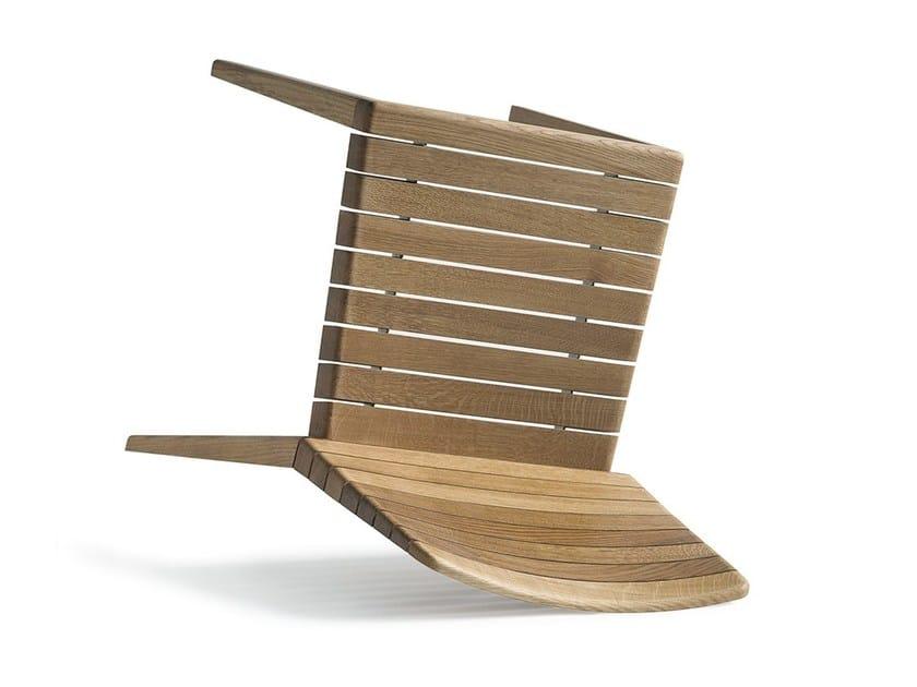 Stackable wooden chair RIP   Chair by schneiderschram