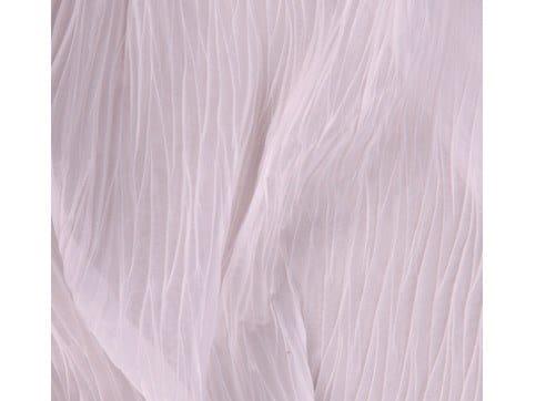 Tessuto a tinta unita in poliestere per tende RIPPLE by Aldeco