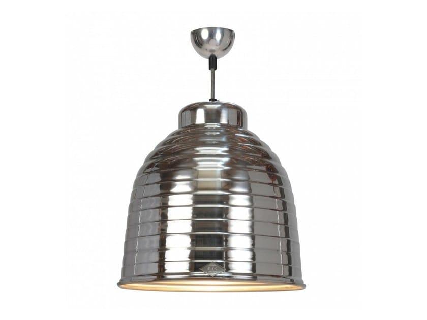 Lampada a sospensione a luce diretta in alluminio con dimmer RIPPLE by Original BTC