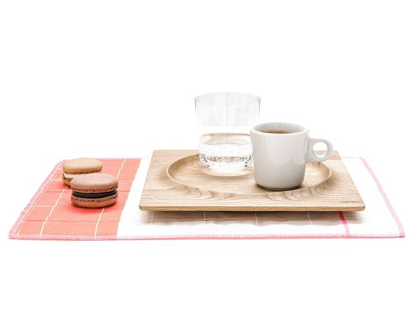 Espresso / cappuccino set RIPPLE by TON