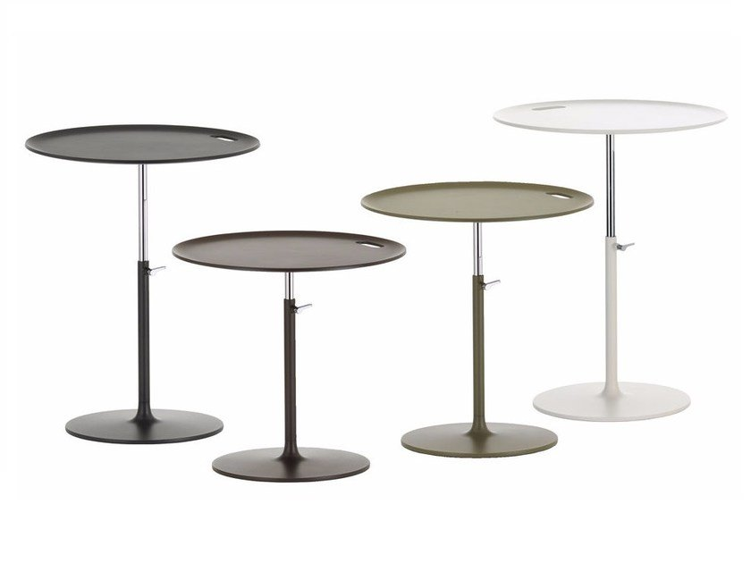 Table Vitra Ad Tavolino Altezza Rotondo Rise Regolabile w8NPXOk0n
