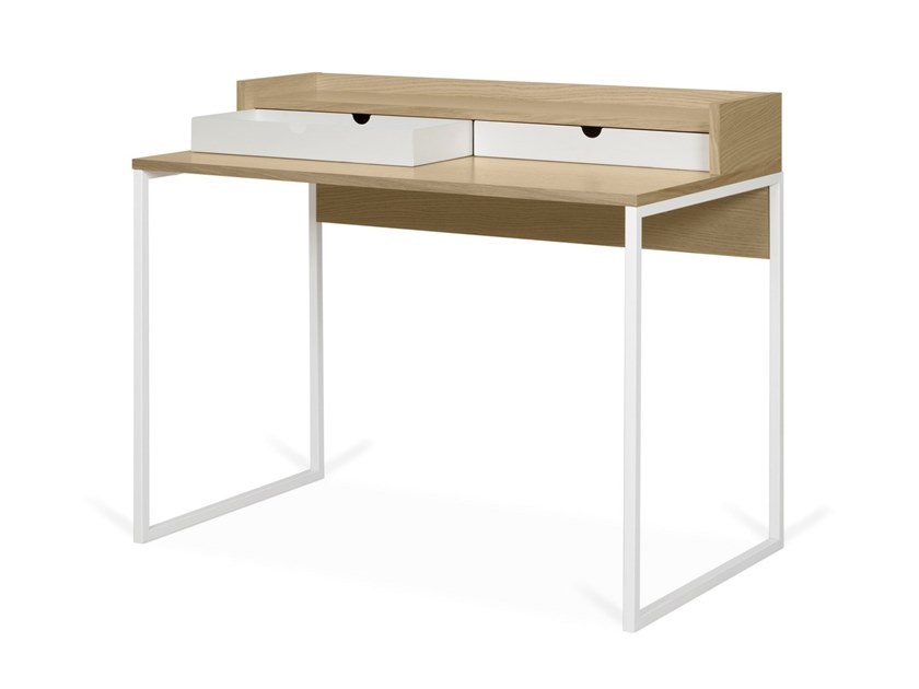 Secretary desk with drawers RISE by TemaHome