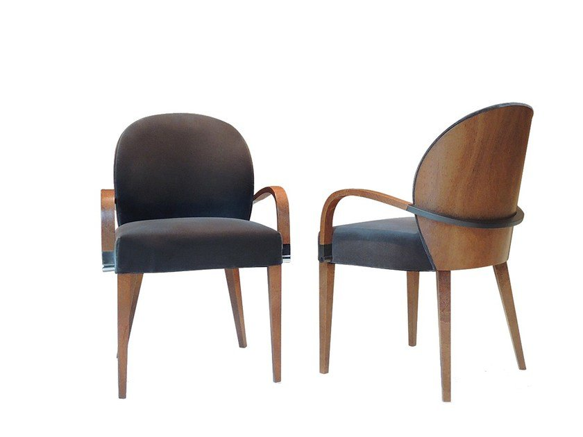 Chair with armrests RITA by Mobi