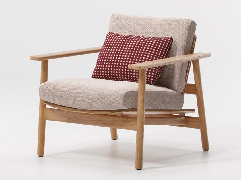 RIVA | Fauteuil de jardin Collection Riva By KETTAL design Jasper ...