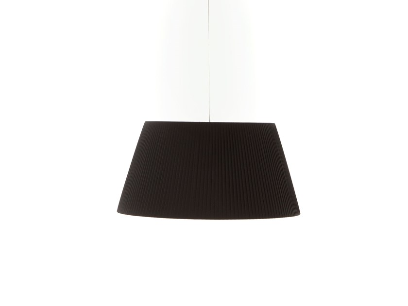 Fabric pendant lamp RIVALTO | Pendant lamp by Tonin Casa