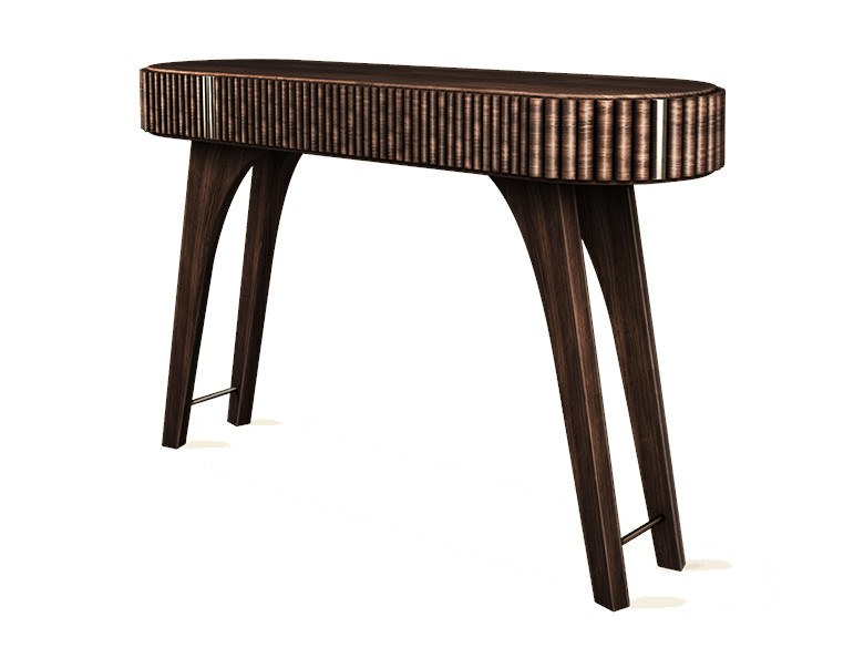 Wooden console table ROBERT by Wood Tailors Club