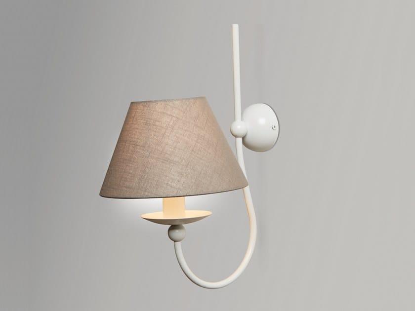 Elegante classico lampada parete ottone applique luce da e