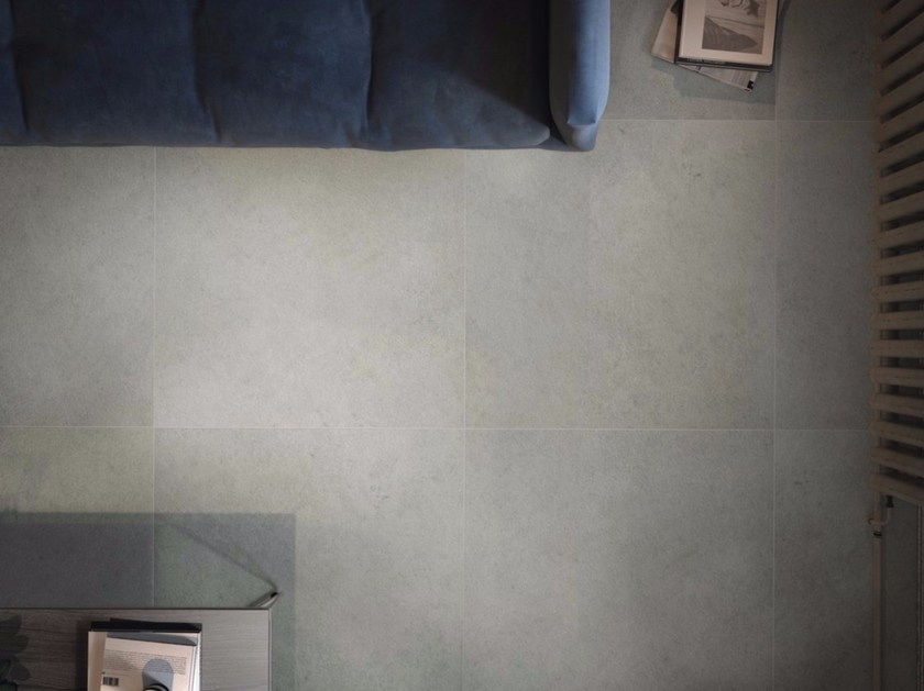 Wall/floor tiles with stone effect ROCK PEARL by FMG