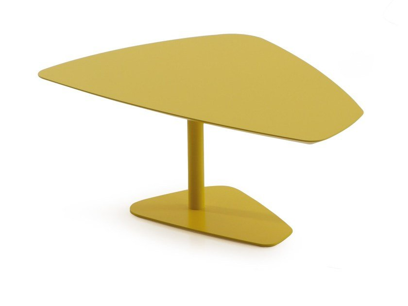 Wooden coffee table ROCK by Sancal