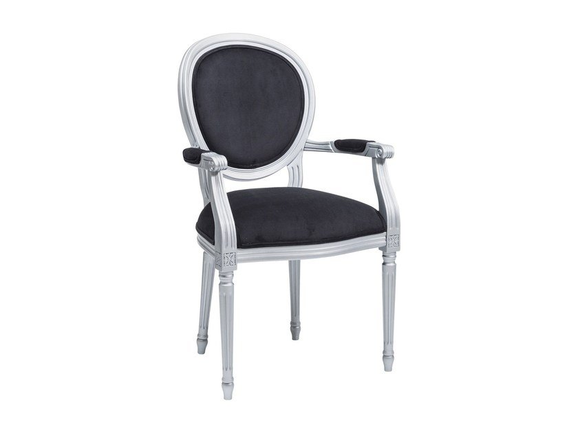 Chair with armrests ROCKSTAR | Chair with armrests by KARE-DESIGN