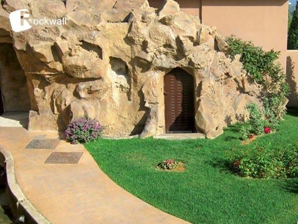 Artificial stone finish ROCKWALL® by Stone International